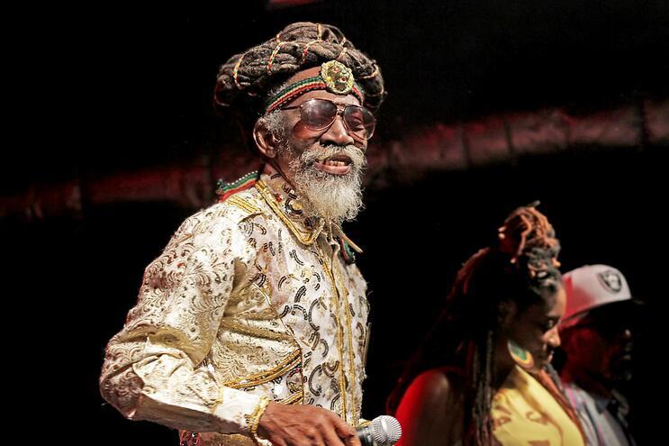 Morreu Bunny Wailer, derradeiro ícone do 'reggae'
