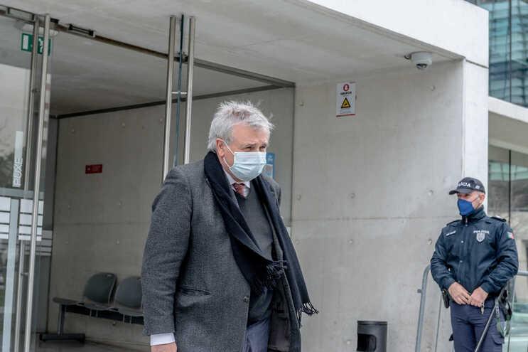 Ricardo Sá Fernandes, advogado do arguido Bruno Sousa