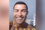 Sem sintomas, Cristiano Ronaldo está isolado da família em casa