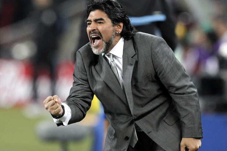 Maradona faleceu no dia 25 de novembro, quase um mês depois de fazer 60 anos