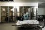 Porto, 06/01/2021 - O dia dia na morgue do Hospital de São João. O senhor Pontes, responsável pela morgue