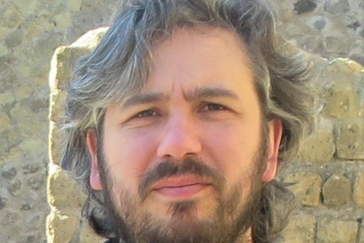 O candidato do Livre à Câmara do Porto, Diamantino Raposinho