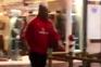 Homem foi filmado a agredir senhorio no Fórum Algarve, em Faro