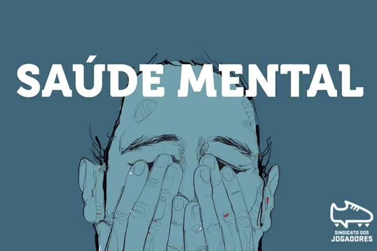 Sindicato dos Jogadores lança manual sobre saúde mental