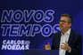 O candidato do PSD à Câmara Municipal de Lisboa Carlos Moedas