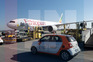 Avião chegou esta sexta-feira de manhã ao aeroporto do Porto