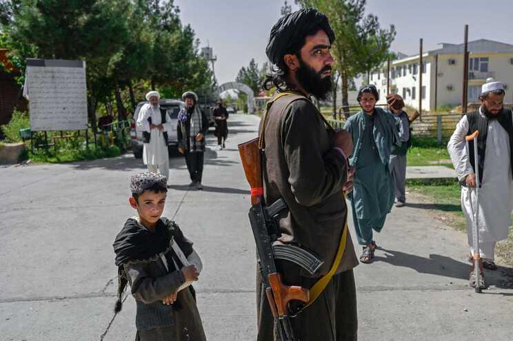 Novo Governo afegão não tem mulheres
