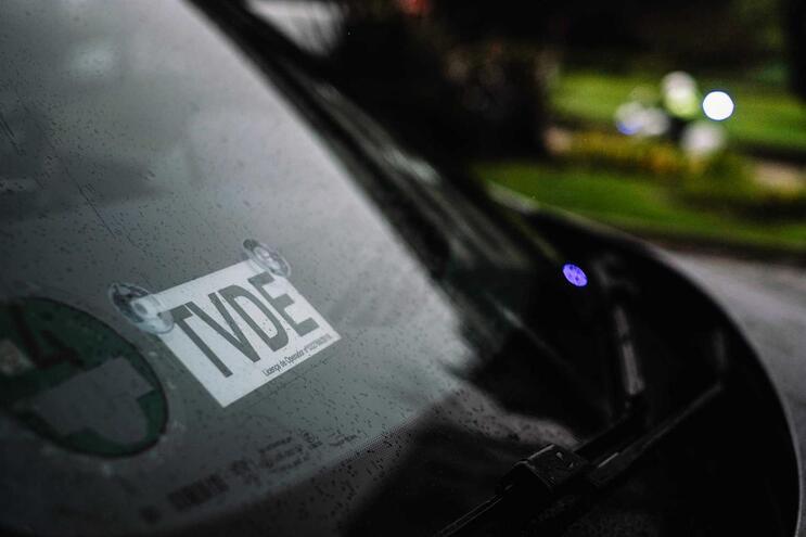Veículo TVDE