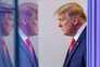 O presidente cessante dos Estados Unidos, Donald Trump