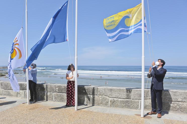 Secretária de Estado do Turismo assinalou início da época balnear em Caminha