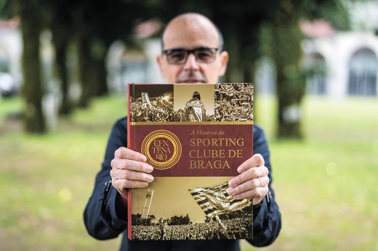 João Miguel Fernandes, informático e professor catedrático, investiu milhares de noites e fins de semana
