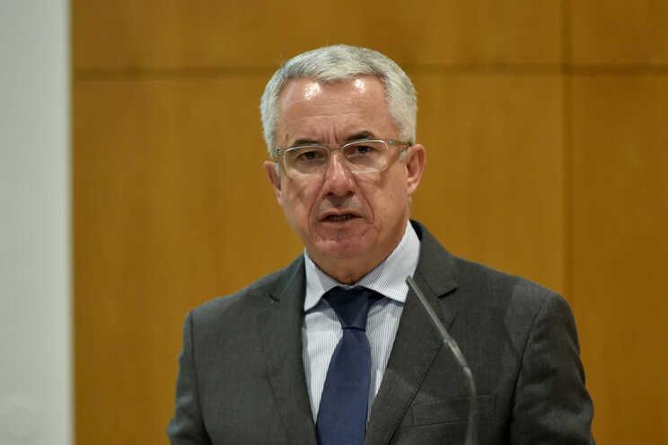 O presidente da Câmara da Póvoa, Aires Pereira