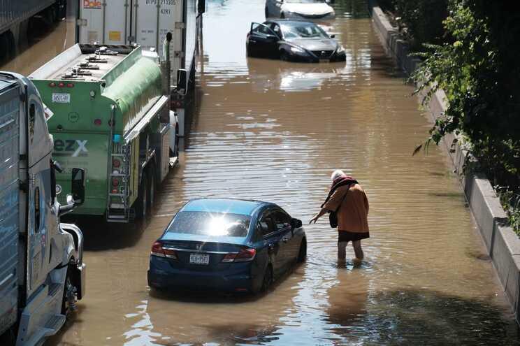 Pelo menos 44 mortos em Nova Iorque e arredores devido a tempestade Ida