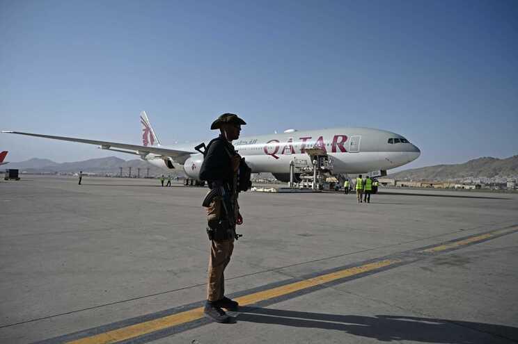 Voo realizado pela Qatar Airways