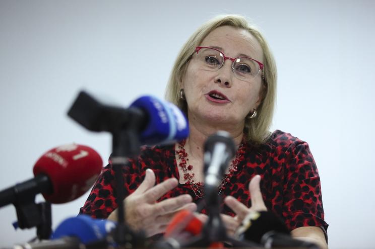 Diretora-geral de Saúde, Graça Freitas