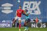 Vizela e Benfica defrontaram-se este domingo