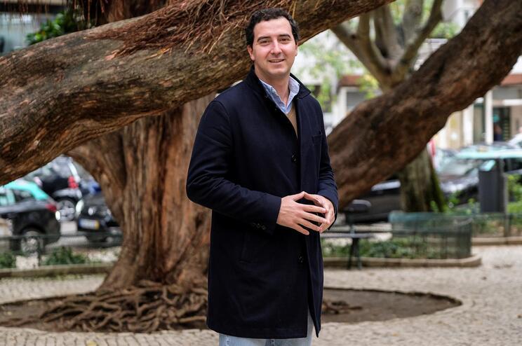 Alexandre Poço, líder da JSD