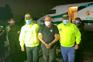 A detenção do maior narcotraficante da Colômbia envolveu 500 militares