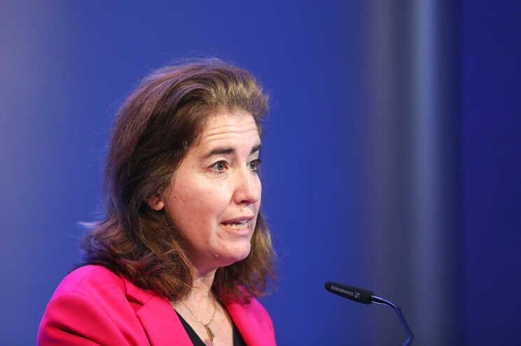 Ana Mendes Godinho, ministra do Trabalho e da Segurança Social
