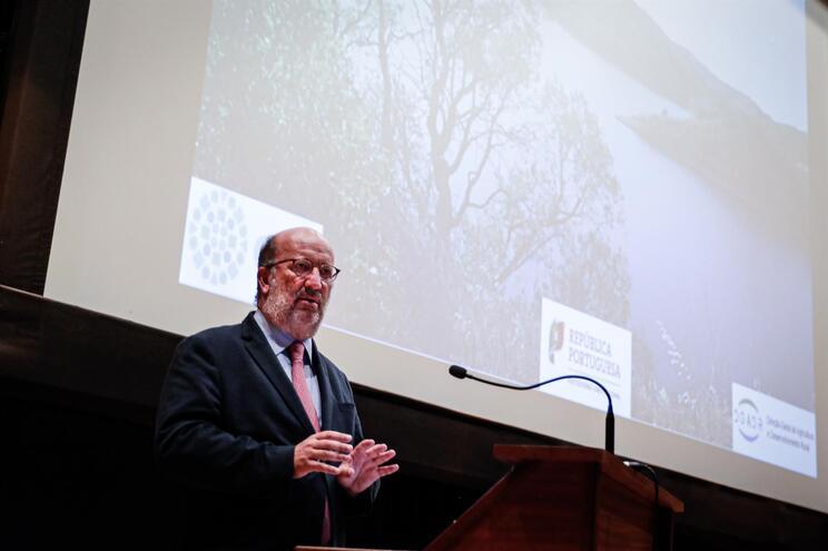 João Pedro Matos Fernandes, ministro do Ambiente