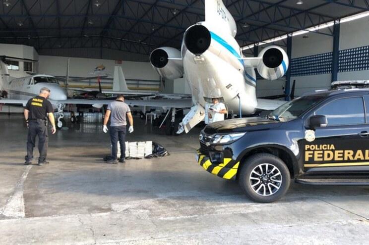 Autoridades portuguesas confirmam investigação ao avião privado com 500 quilos de droga