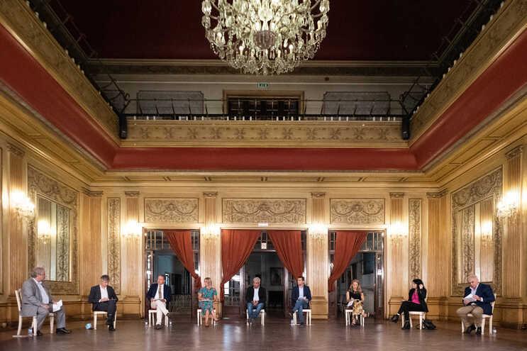 Debate organizado pelo JN com os candidatos de Viana do Castelo decorreu no Ateneu Comercial do Porto