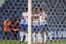 F. C. Porto e Farense defrontaram-se esta segunda-feira