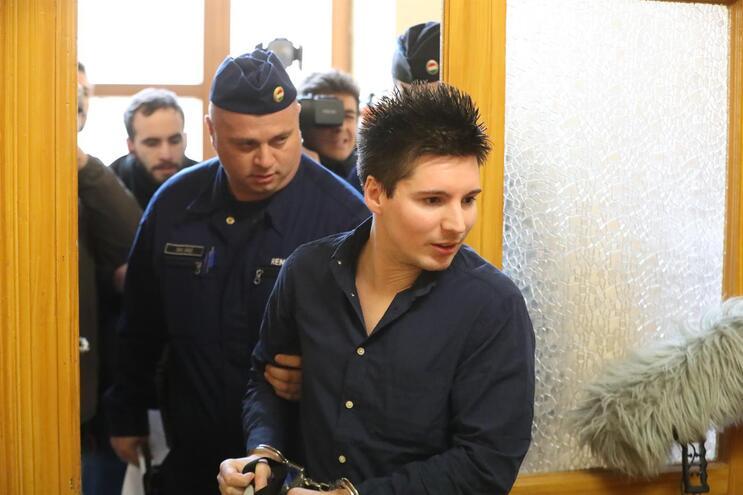 Rui Pinto saiu de prisão preventiva na semana passada