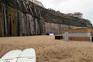 Pescadores descrevem cenário de horror em praia da Ericeira