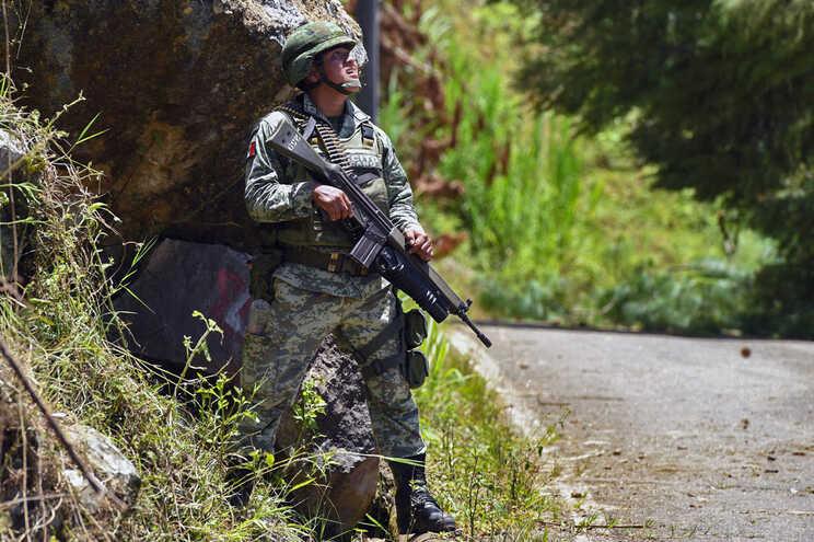 O México é considerado um dos países mais perigosos do mundo para o exercício do jornalismo