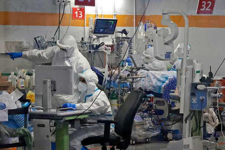 Portugal somou 1278 mil casos de covid-19 nas últimas 24 horas