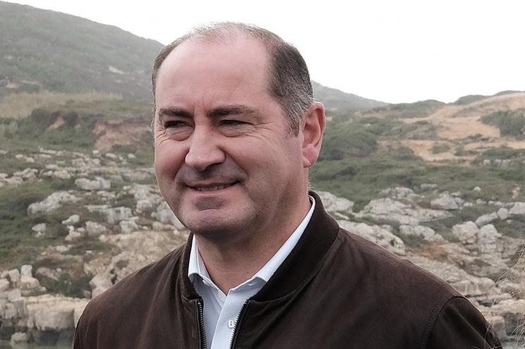 O presidente da comissão municipal de Proteção Civil de Mafra, Hélder Sousa Silva, que também é o presidente