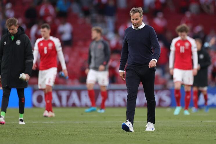 Kasper Huljmand é selecionador da Dinamarca desde 2020
