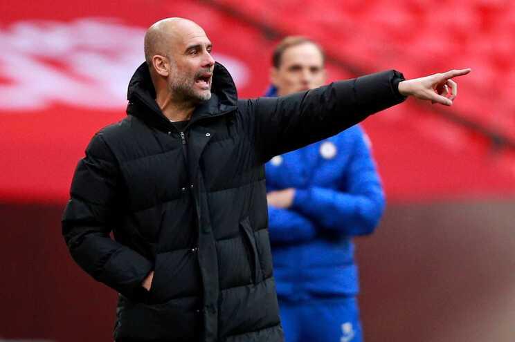 Guardiola critica Superliga, competição de que o City é fundador
