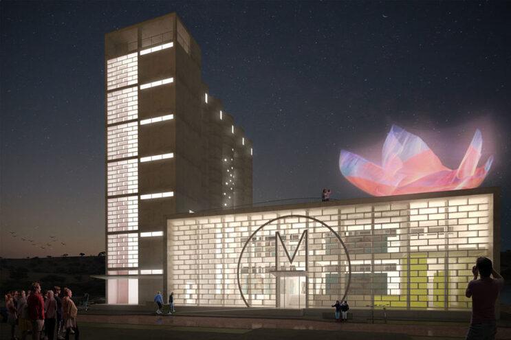 Primeiro museu de arte digital da Europa nasce em Santa Catarina da Fonte do Bispo