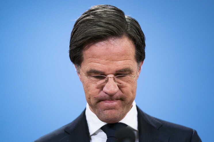Mark Rutte, primeiro-ministro dos Países Baixos