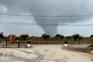 Vídeo mostra tornado que atingiu Palmela esta sexta-feira