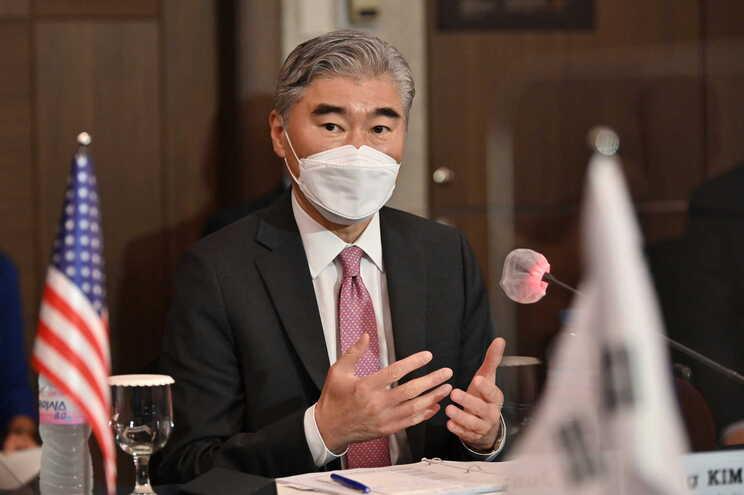 Enviado especial dos EUA para a Coreia do Norte, Sung Kim