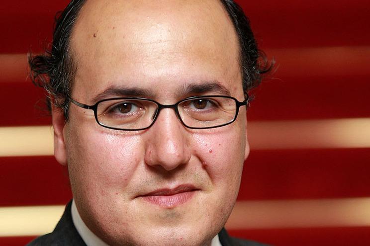 António Gameiro, deputado do PS