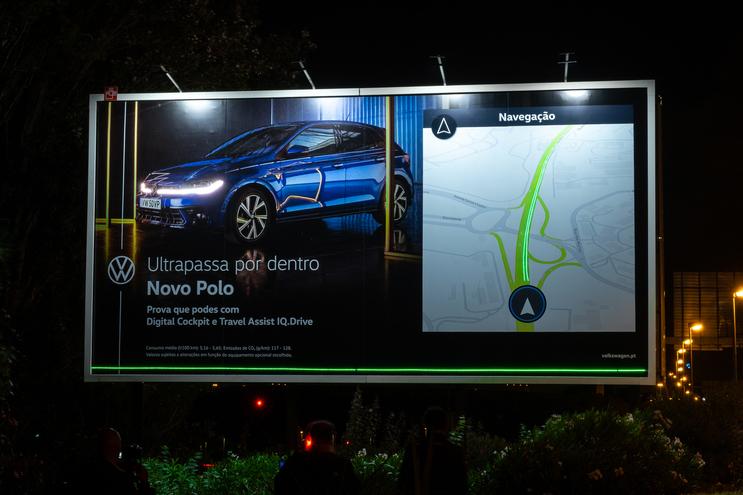 Outdoor dá informações sobre o trânsito em tempo real