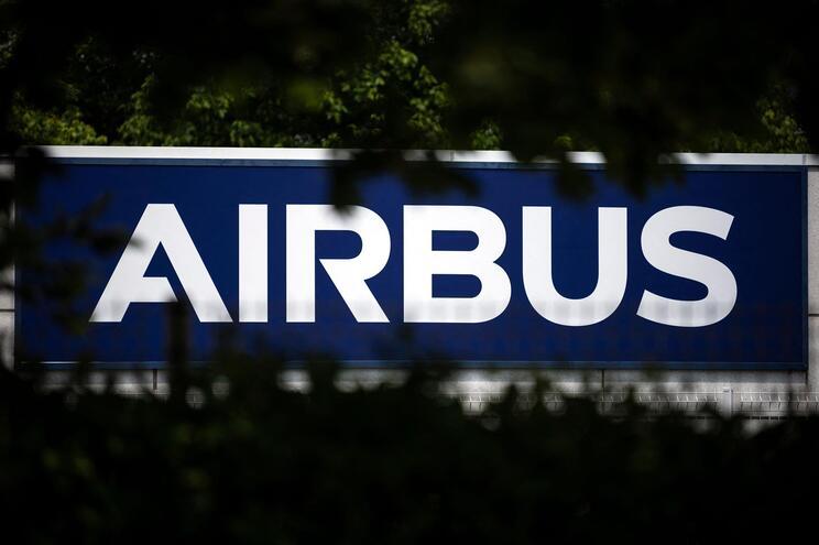 Airbus quer por aviões com emissões zero a circular até 2035