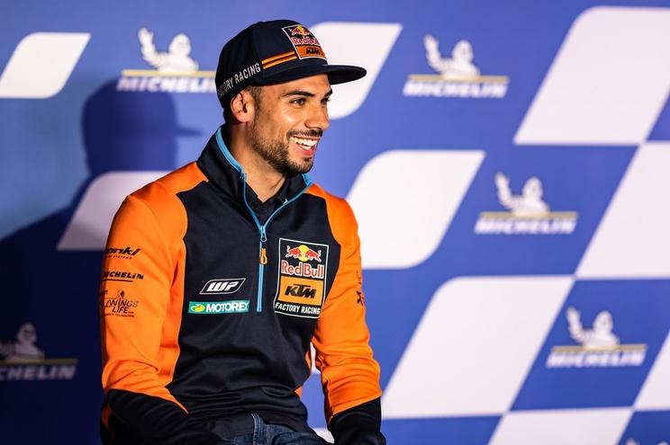 Miguel Oliveira conquistou três Grandes Prémios de MotoGP