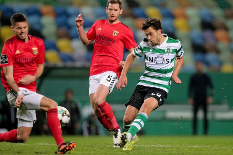 Benfica vai receber o Sporting na Luz