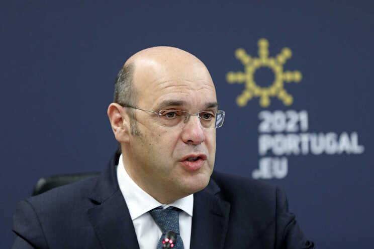 Siza Vieira, ministro da Economia