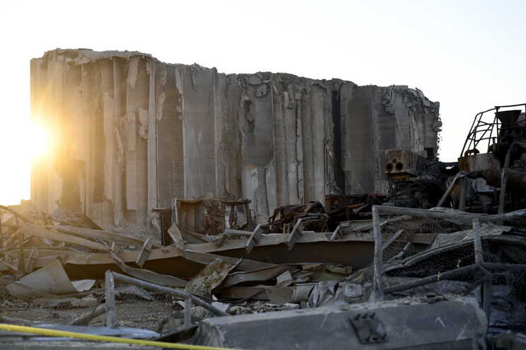 Descoberta acontece 20 dias após as explosões no porto de Beirute