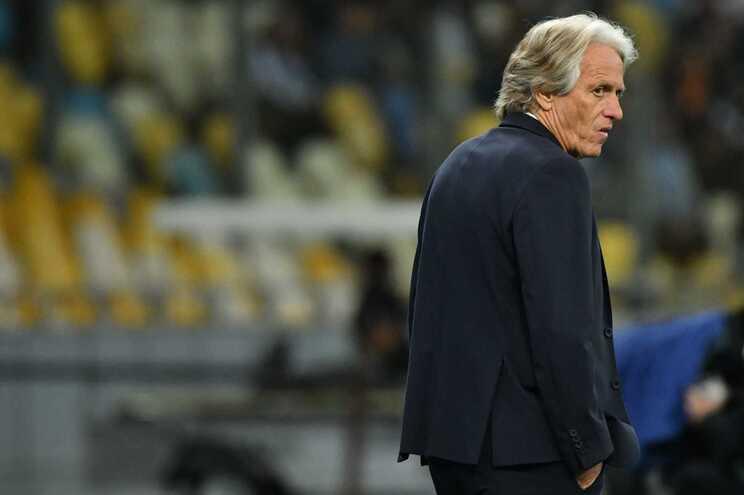 O Benfica empatou 0-0 com o Dínamo Kiev na Ucrânia