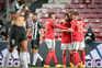 O Benfica venceu o Portimonense esta terça-feira