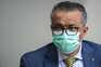 O diretor-geral da Organização Mundial da Saúde, Tedros Adhanom Ghebreyesus,