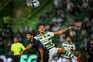 Nuno Santos inaugurou o marcador na primeira parte, colombiano fez o empate, na segunda. Martínez expulso