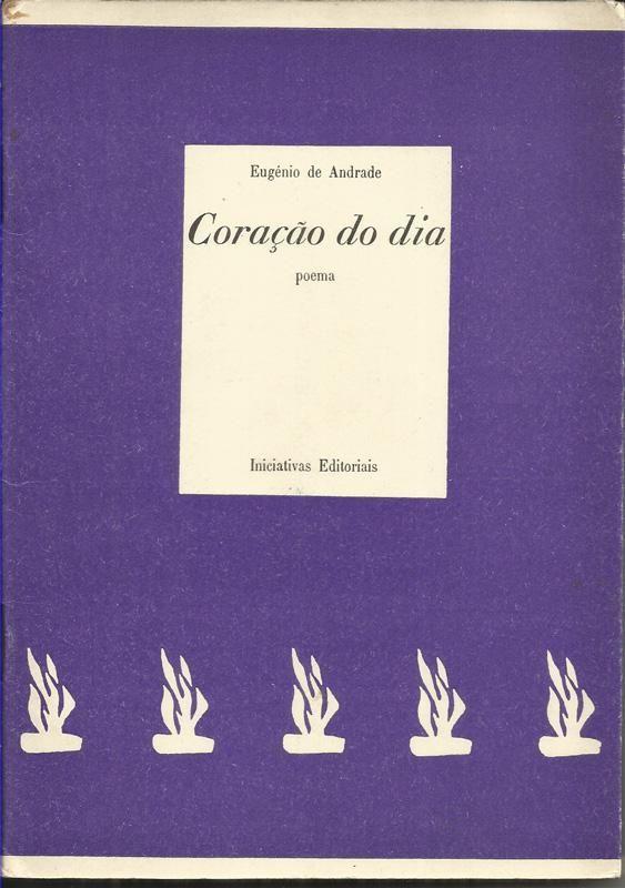 """""""Coração do dia"""" foi publicado pela primeira vez em 1958"""